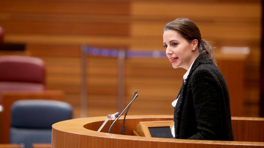 Una procuradora deja Ciudadanos pero mantendrá su acta en el Parlamento de Castilla y León