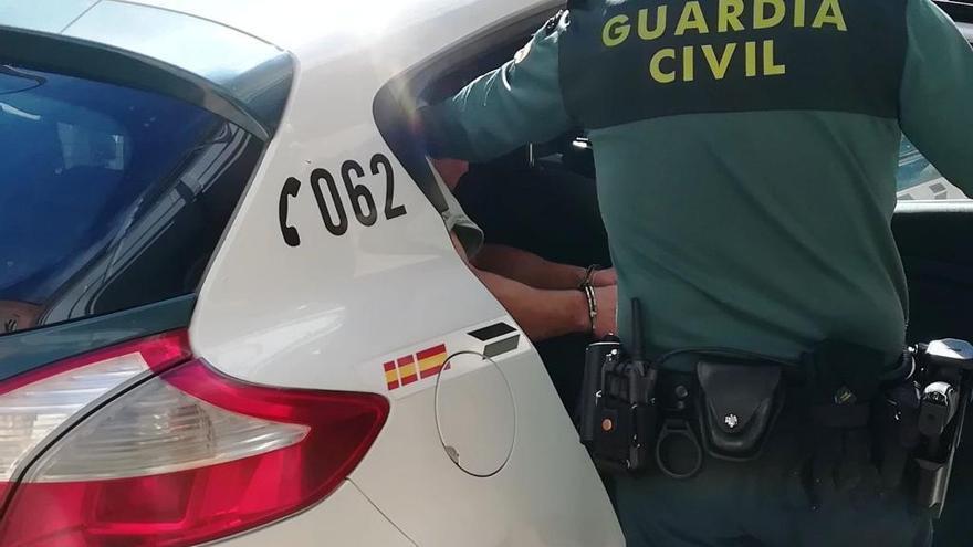 Investigado en Zamora por conducir drogado, de forma temeraria y casi atropellar a un peatón