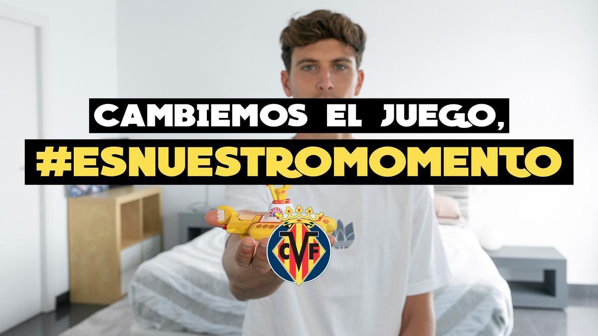 El vídeo del Villarreal CF, con Pau Francisco Torres.