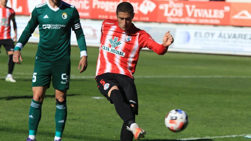 DIRECTO | Sigue el partido entre el Zamora CF y el Burgos CF