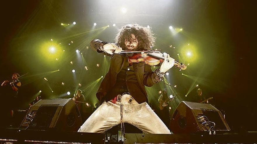 """""""Gracias al violín he salido de épocas muy difíciles, empezando por la Guerra del Líbano"""""""