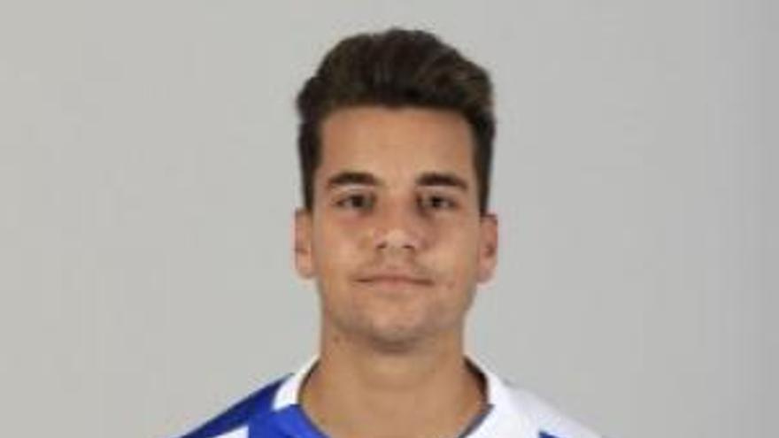 El Estradense ficha al centrocampista del Ourense Antón Concheiro