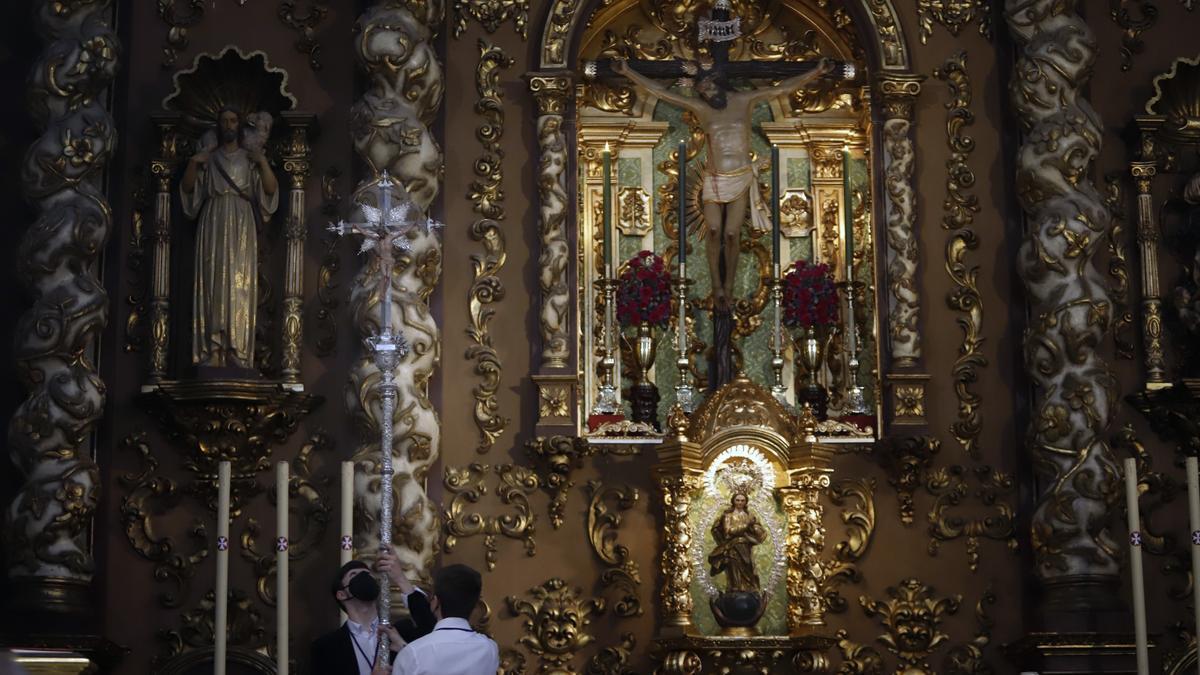 Las mejores imágenes del Jueves Santo de 2021 en Málaga