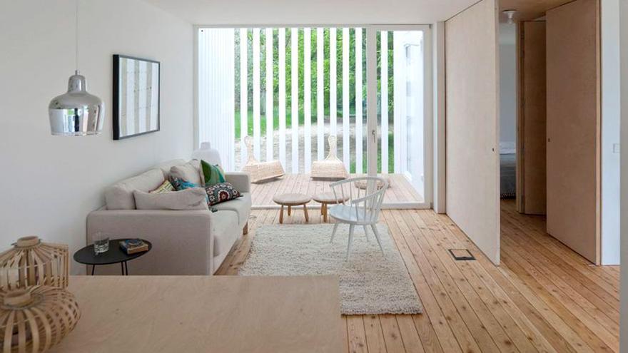 El hogar cálido y confortable de Wood Factory Mallorca