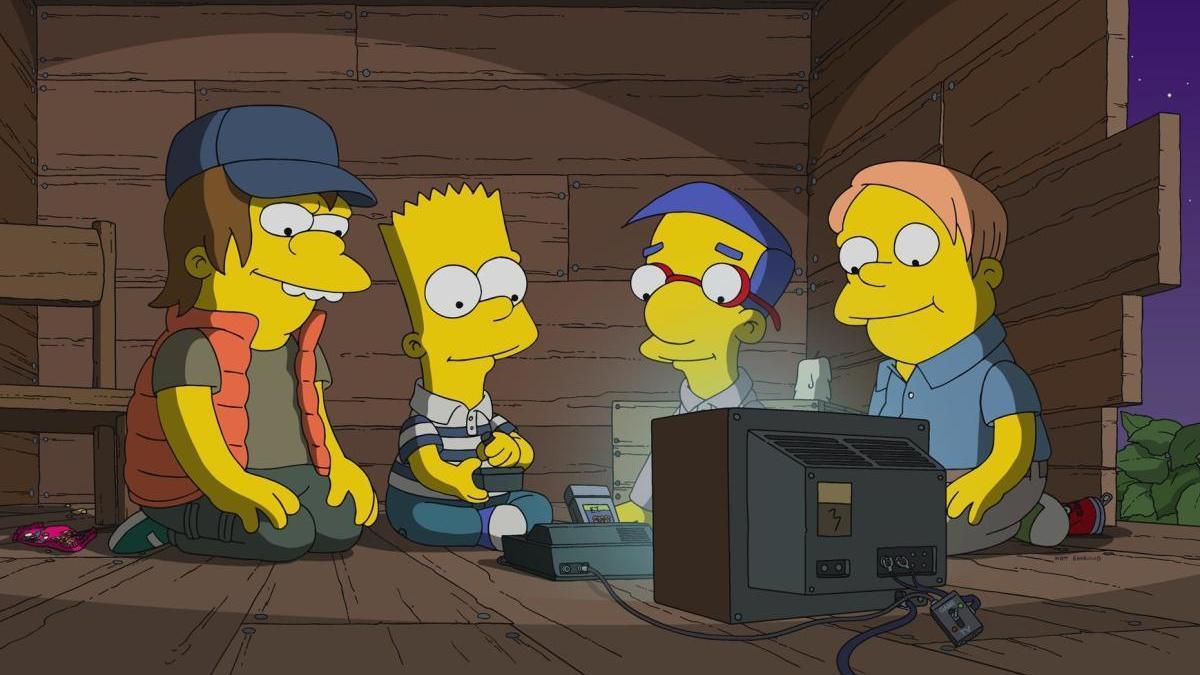 La nueva temporada de Los Simpsons llega a Disney+.