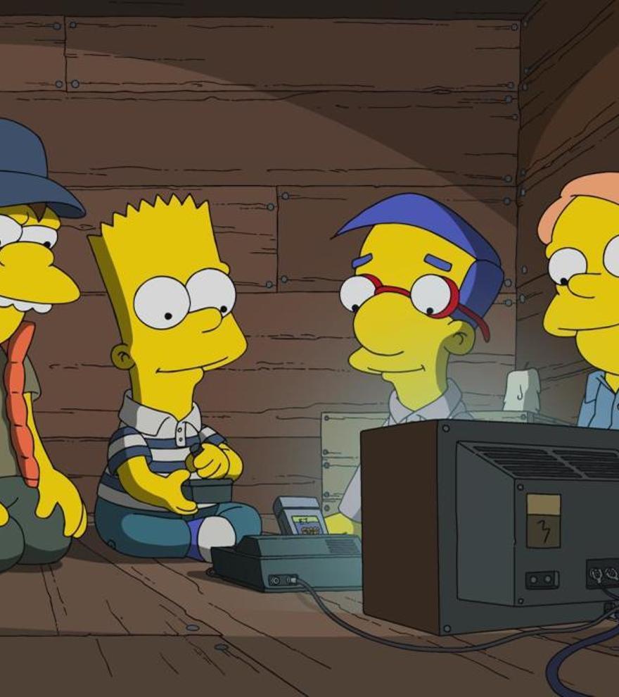 La temporada 31 de Los Simpson ya está en Disney+