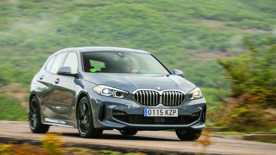 BMW Sèrie 1, noves referències
