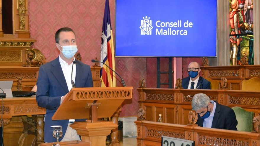 """Llorenç Galmés (PP) al Pacto: """"La cuenta atrás para un cambio en Govern y Consell se ha iniciado, solo faltan dos años"""""""