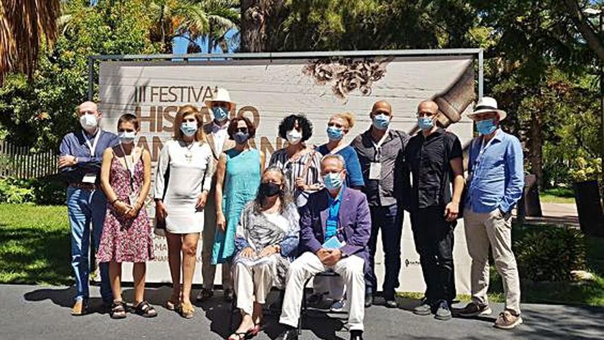 Clausura del Festival Hispanoamericano