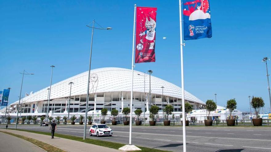Tener entradas del Mundial permite entrar y salir de Rusia sin visado hasta el 25 de julio