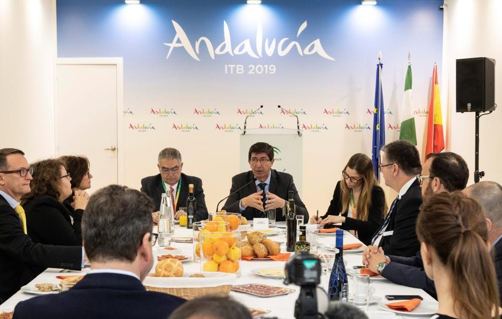 Andalucía acude a la Feria Internacional de ...