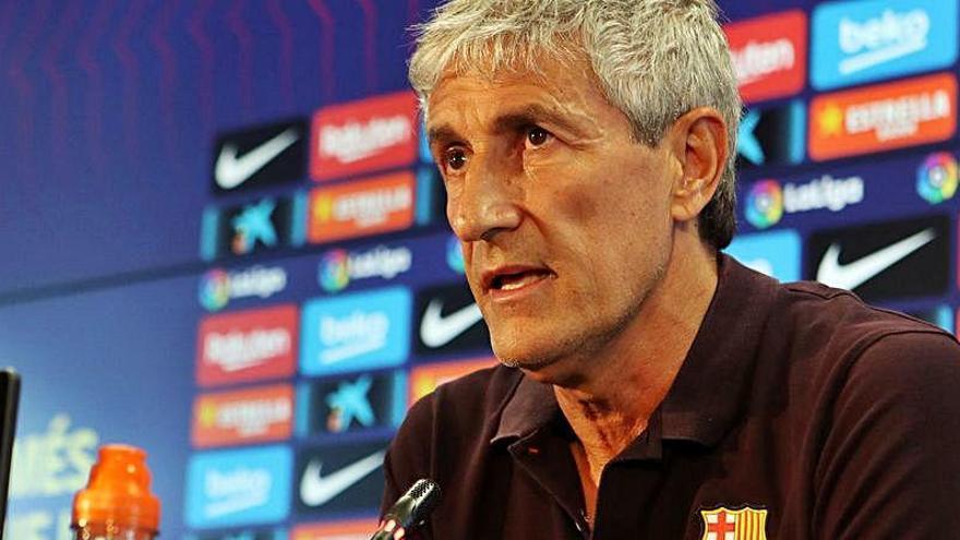 Jornada negra para Bartomeu: Setién denuncia al Barça