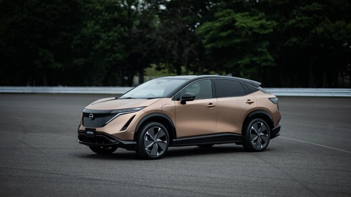 Nissan encara la era de la electrificación con el nuevo Ariya