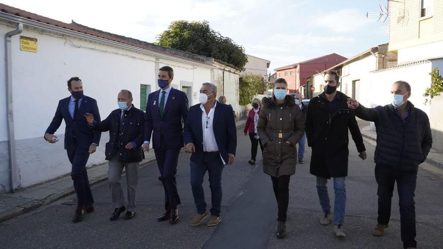 La Junta movilizará 6,5 millones en la provincia de Zamora en un año: estos son los municipios beneficiados