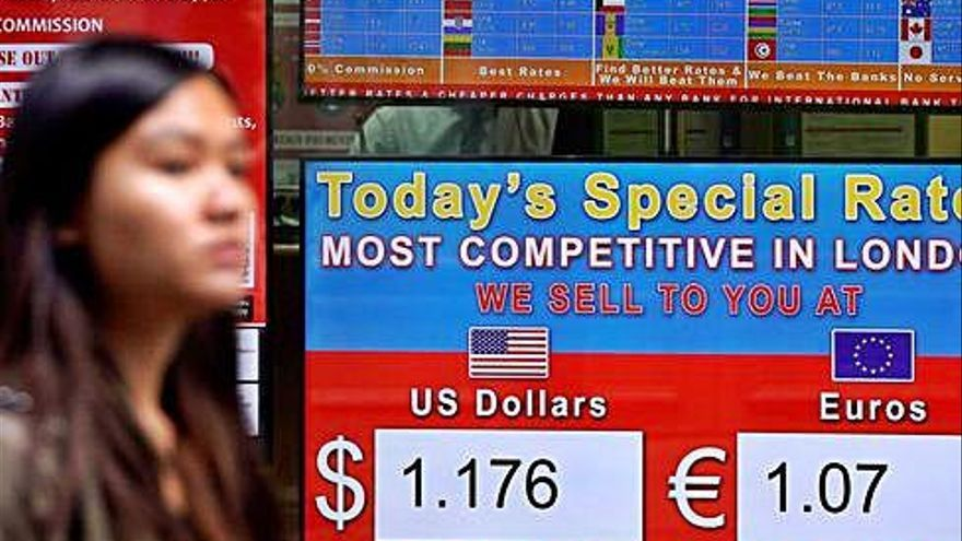 La caída de la libra golpea a medio centenar de empresas canarias