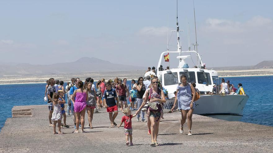 Solo 200 personas al día podrán visitar la isla de Lobos a partir del 15 de enero