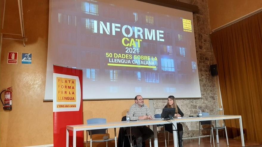 """El 84,5% de residentes no nacidos en la Comunitat habla """"poco"""" o """"nada"""" el valenciano"""