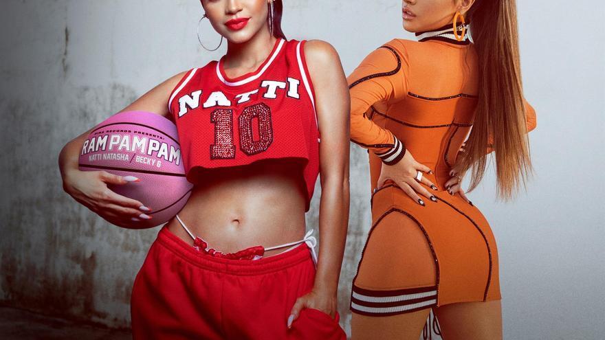Natti Natasha y Becky G quieren otro éxito tras 'Sin Pijama'