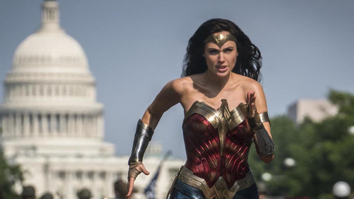 Fotograma de 'Wonder Woman 1984'.