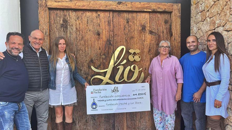 Más de 34.000 euros para ayudar a la Fundación Conciencia