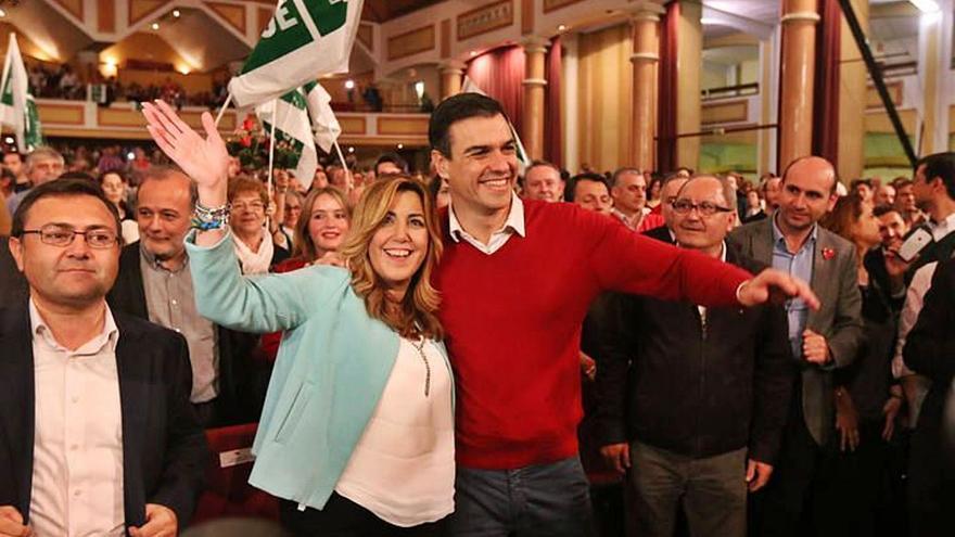 Alcaldes malagueños unen fuerzas hacia la renovación de la cúpula regional del PSOE