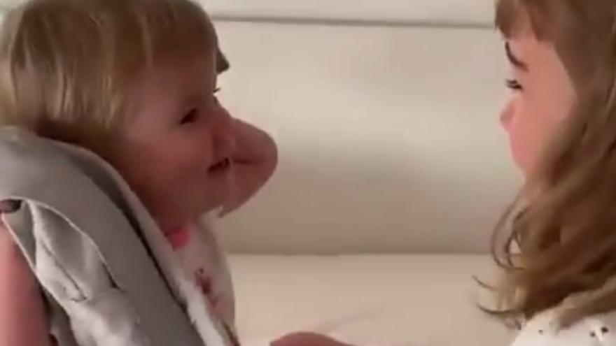 Nuevo vídeo de Anna y Olivia, las niñas desaparecidas en Tenerife junto a su padre
