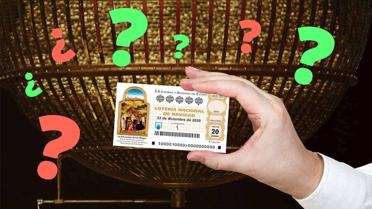 ¿Qué hacer si te toca el Gordo de la Lotería de Navidad 2020? Te lo explicamos en 5 pasos