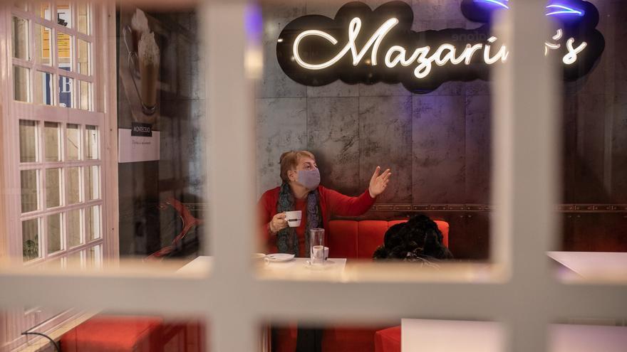 Zamora reabre sus bares, centros comerciales y gimnasios