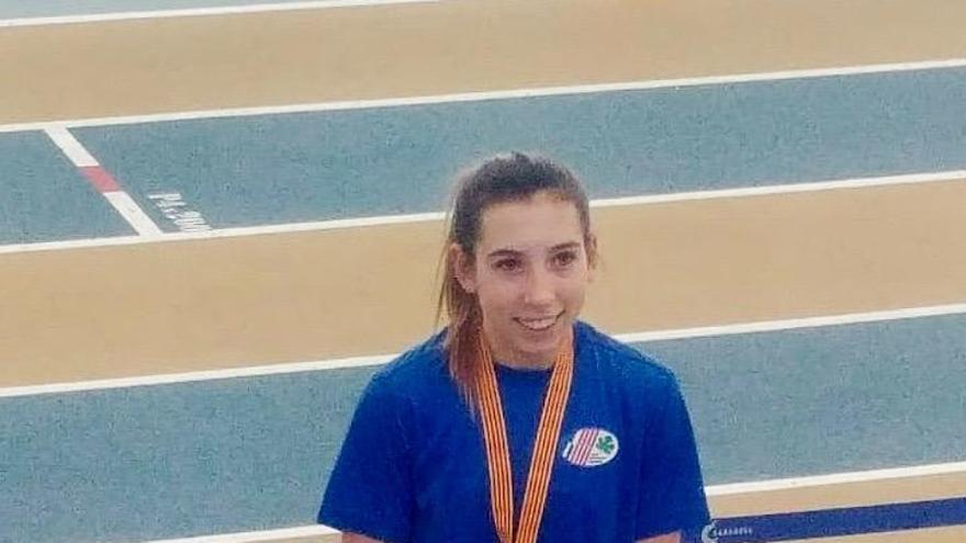 Bronze per Jana Brusés en el Campionat Catalunya sub-18