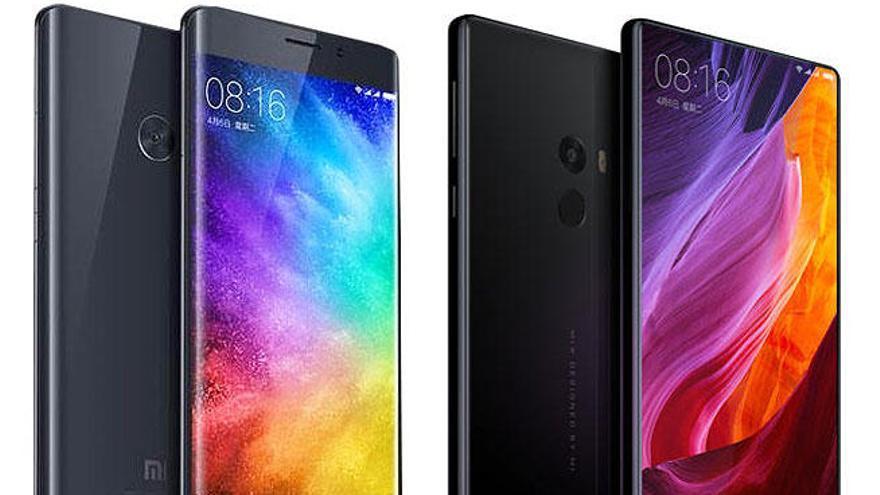 Lo nuevo de Xiaomi: su buque insignia y un modelo sin marcos