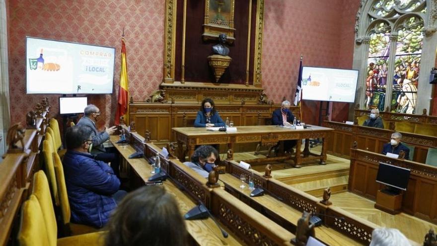Unos 660 comercios de Mallorca regalarán cestas con productos locales a quienes hagan un gasto de más de 75 euros