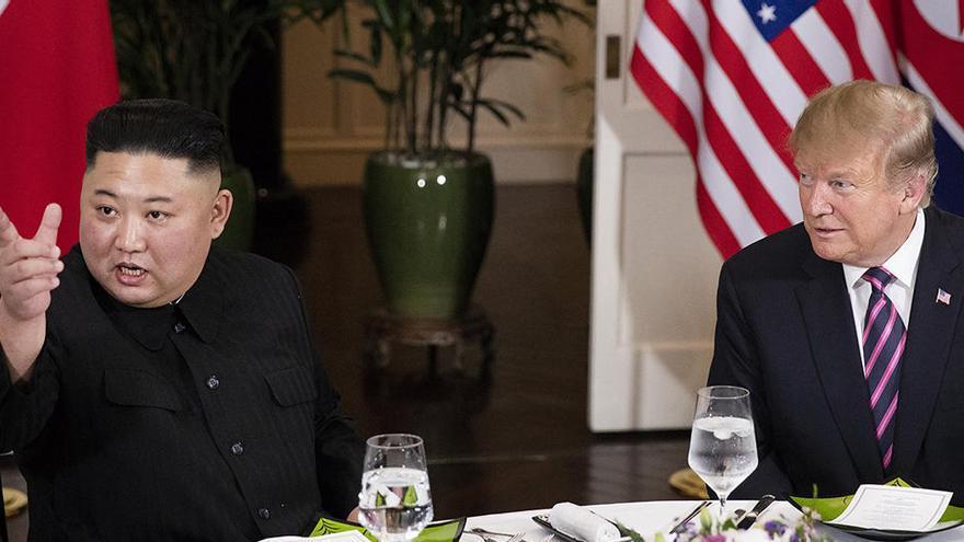 """Trump, sobre el estado de salud de Kim Jong-Un: """"Le deseo lo mejor"""""""