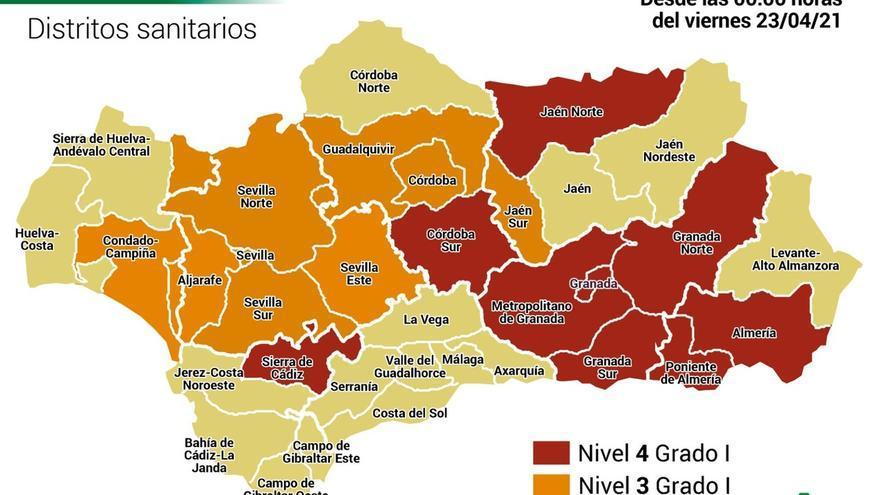 Restricciones por covid en Córdoba: este será el horario de hostelería y comercios hasta el 29 de abril