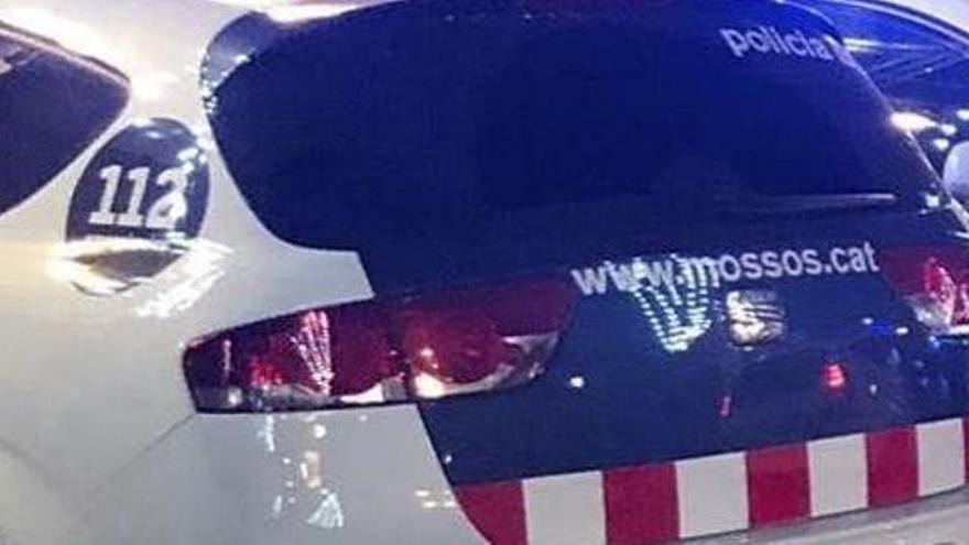 Dos morts en un accident amb moto a la C-31 a Palamós