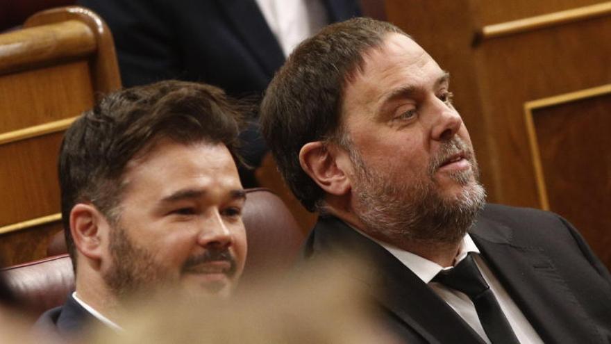 """Junqueras: """"Quien debería ser condenado es Marchena"""""""