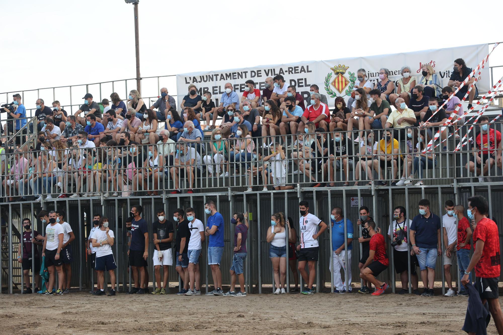 Primera jornada taurina de las fiestas de Vila-real