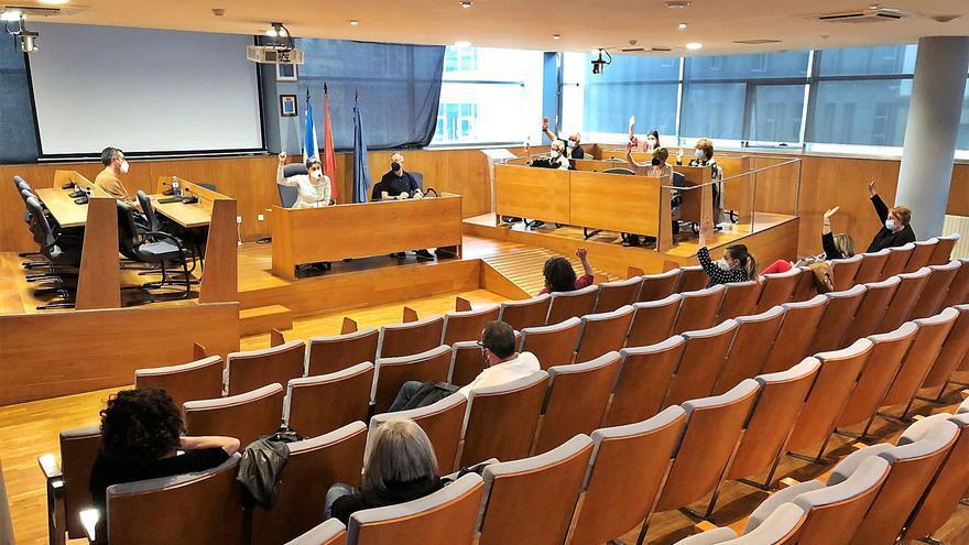 El bipartito de Cangas evita perder el dinero del Plan Concellos con apoyo condicionado del BNG