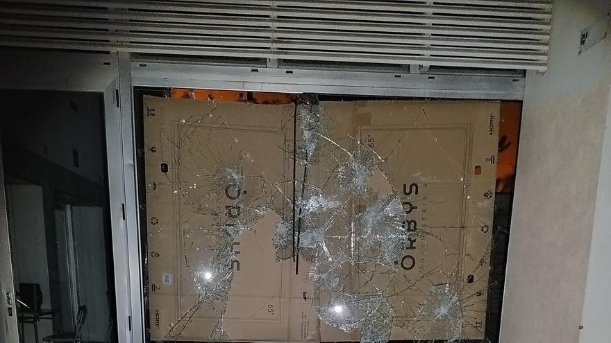 Tres menores detenidos por intentar robar en un instituto de El Campello