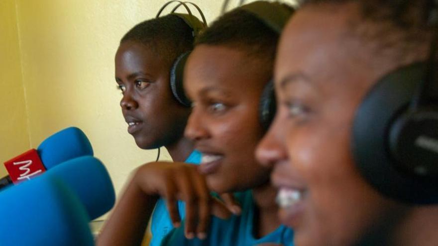 La UMH inaugura una radio educomunicativa en Ruanda