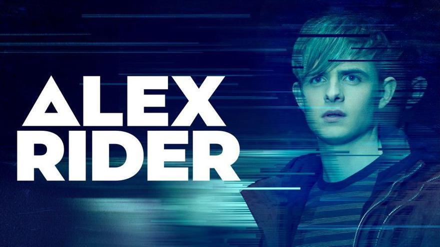 Alex Rider, un nuevo Bond adolescente llega a Movistar+