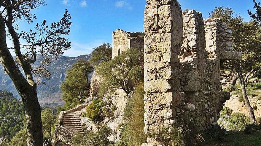 El Consell acepta la cesión gratuita del Castell d'Alaró por parte del Estado