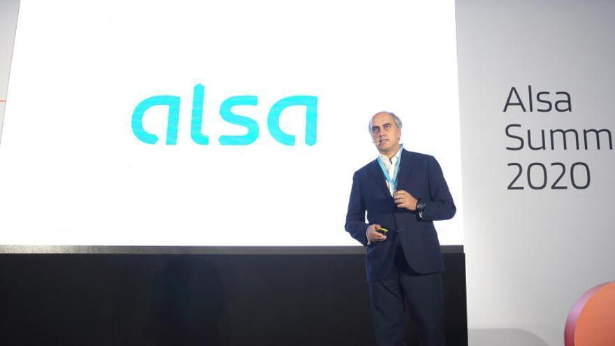 Alsa cambia su imagen para adaptarse a los desafíos de movilidad