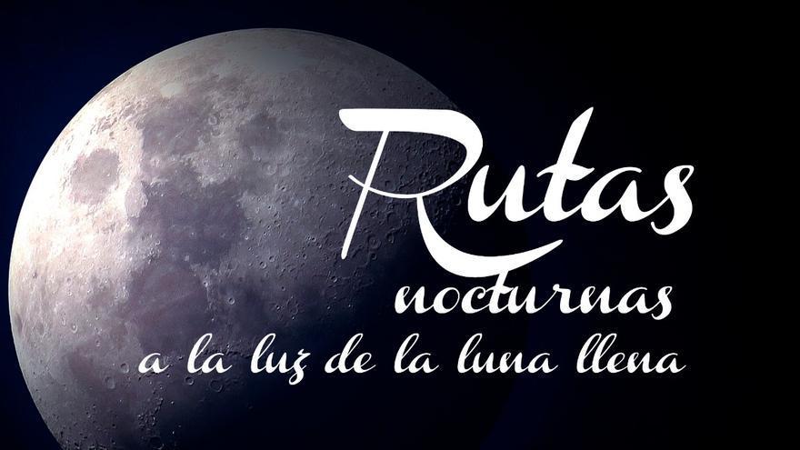 Comienzan las 'Rutas nocturnas a la luz de la luna llena' en Bullas