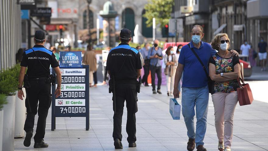 A Coruña rebasa los datos que obligaron a cerrar A Mariña