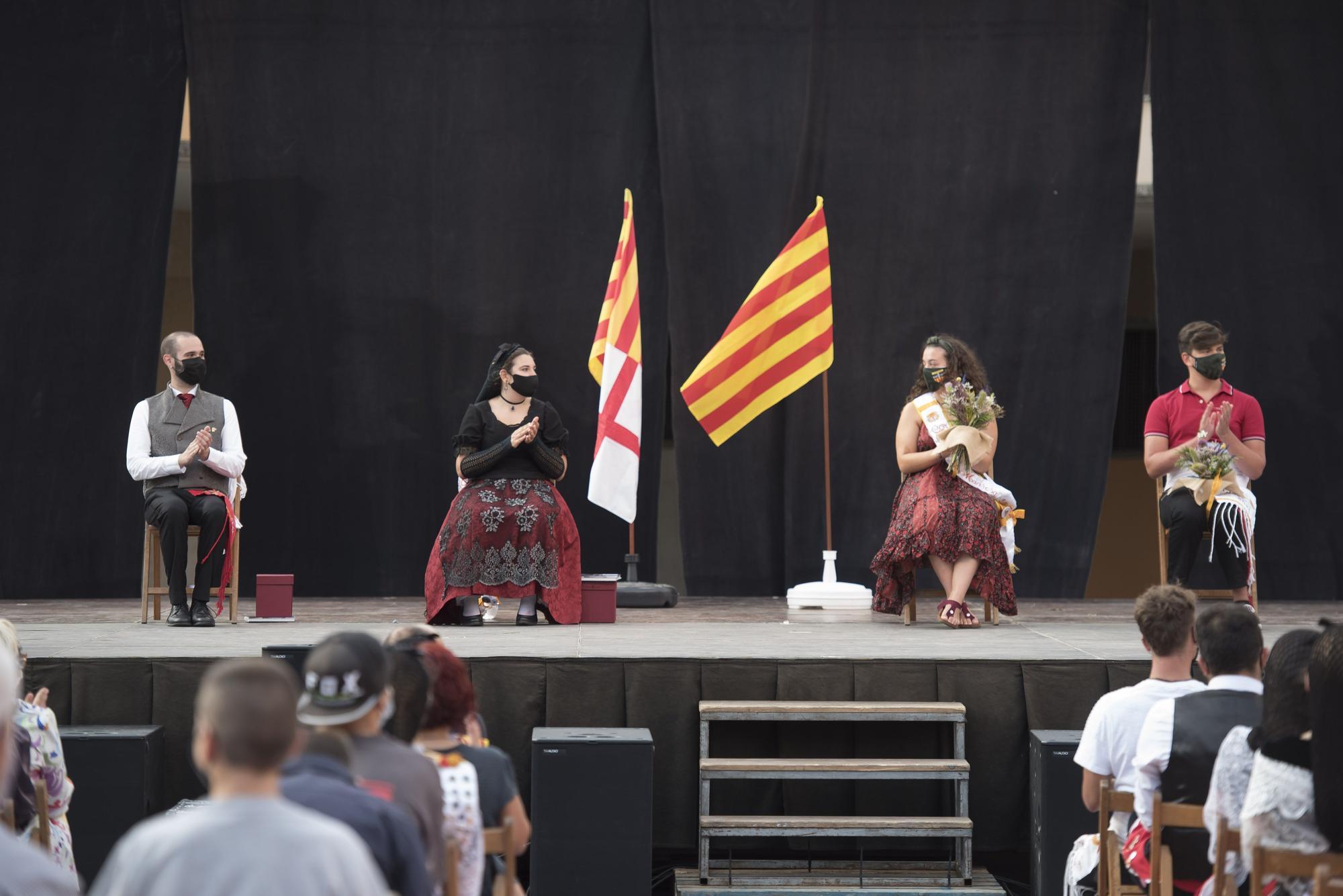 Festa Major de Manresa   Acte de nomenament de l'hereu i la pubilla