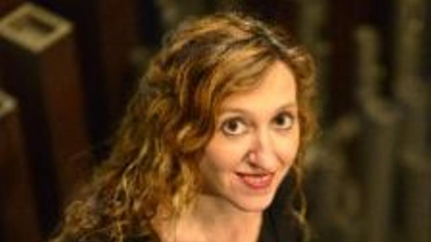 El segon concert del Festival d'Orgue és amb Loreto Aramendi