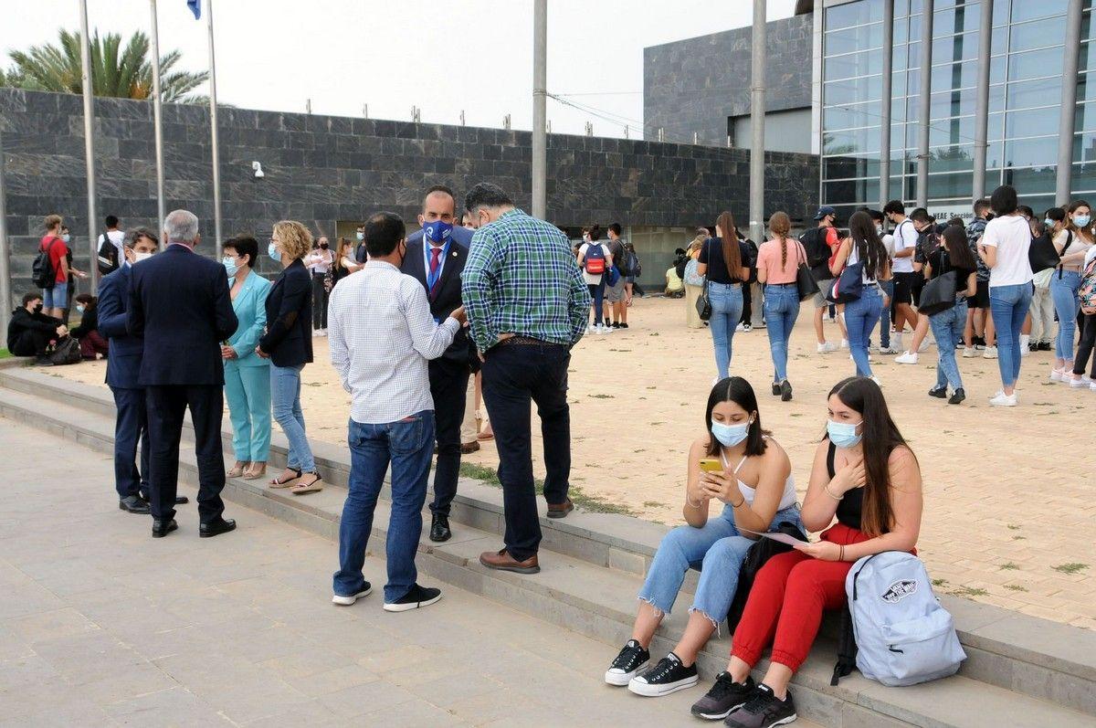 Arranca la EBAU en Expomeloneras