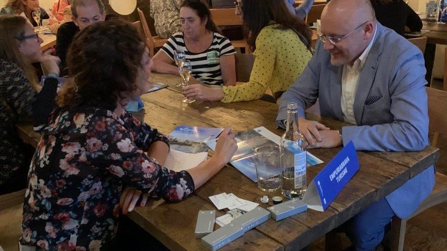 Castelló i Empuriabrava es promocionen al mercat britànic