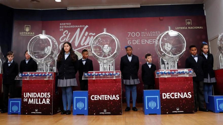El primer premio de la Lotería del Niño viaja a Galicia
