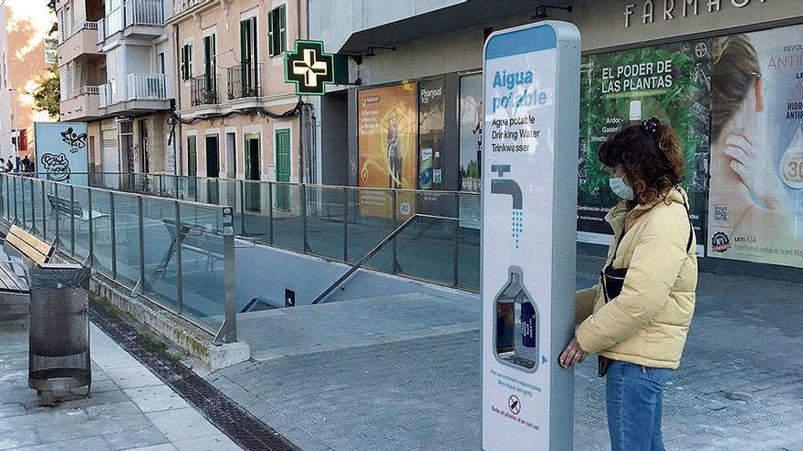 Hier gibt es in Palma kostenloses Trinkwasser